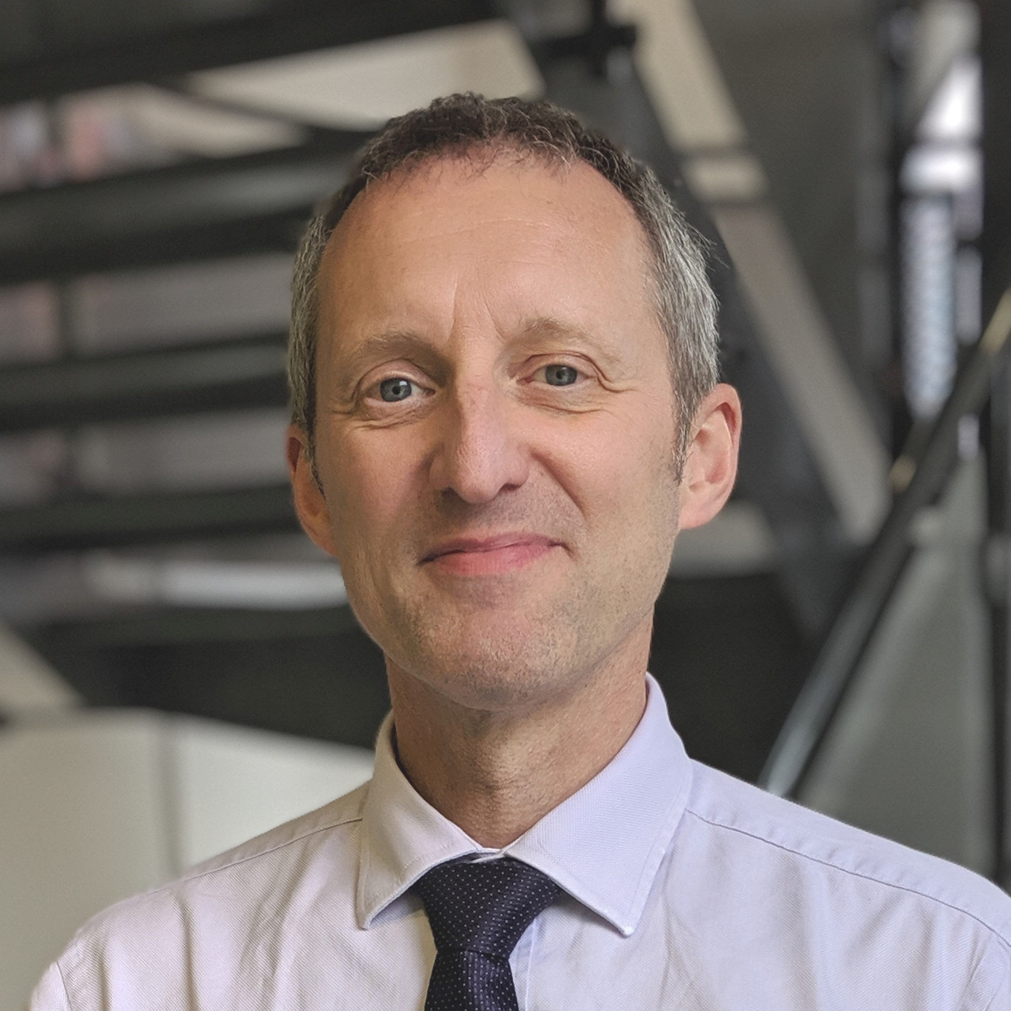 Dr Phil Gravestock