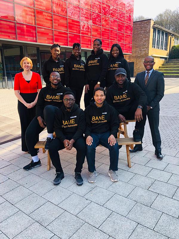 University of Hertfordshire's BAME Student Advocates